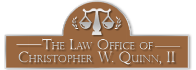 The Law Office of Christopher W. Quinn, II, Logo